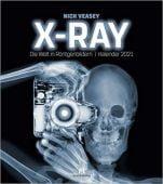 X-Ray - Nick Veasey, Die Welt in Röntgenbildern, Kalender 2021, Veasey, Nick, Ackermann Kunstverlag, EAN/ISBN-13: 9783838421124
