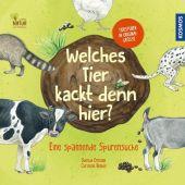 Welches Tier kackt denn hier?, Ernsten, Svenja, Franckh-Kosmos Verlags GmbH & Co. KG, EAN/ISBN-13: 9783440166017