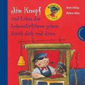 Jim Knopf und Lukas der Lokomotivführer gehen durch dick und dünn, Ende, Michael/Dölling, Beate, EAN/ISBN-13: 9783522437196