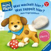 Was wackelt hier? Was zappelt hier?, Grimm, Sandra, Ravensburger Verlag GmbH, EAN/ISBN-13: 9783473317851