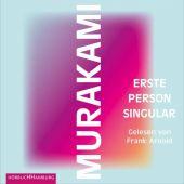 Erste Person Singular, Murakami, Haruki, Hörbuch Hamburg, EAN/ISBN-13: 9783957132376
