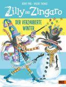 Zilly und Zingaro - Der verzauberte Winter, Paul, Korky/Thomas, Valerie, Beltz, Julius Verlag, EAN/ISBN-13: 9783407812537