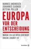 Europa, Gadner, Johannes/Androsch, Hannes/Poller, Bettina, Christian Brandstätter, EAN/ISBN-13: 9783710603013