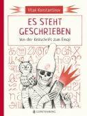 Es steht geschrieben, Konstantinov, Vitali, Gerstenberg Verlag GmbH & Co.KG, EAN/ISBN-13: 9783836959438