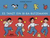 Es tanzt ein Bi-Ba-Butzemann, Meyer-Rey, Ingeborg, Beltz, Julius Verlag, EAN/ISBN-13: 9783407771223
