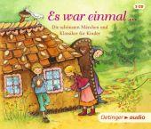 Es war einmal..., Oetinger audio, EAN/ISBN-13: 9783837309171