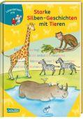 Starke Silben-Geschichten mit Tieren zum Lesenlernen, Carlsen Verlag GmbH, EAN/ISBN-13: 9783551066459