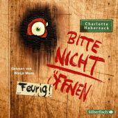 Feurig!, Habersack, Charlotte, Silberfisch, EAN/ISBN-13: 9783745601145