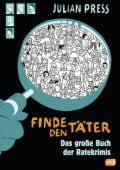 Finde den Täter, Press, Julian, cbj, EAN/ISBN-13: 9783570159309
