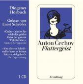 Flattergeist, Cechov, Anton, Diogenes Verlag AG, EAN/ISBN-13: 9783257802733