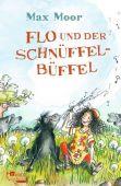 Flo und der Schnüffel-Büffel, Moor, Max, Rowohlt Verlag, EAN/ISBN-13: 9783499217739