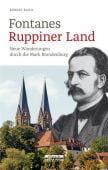 Fontanes Ruppiner Land, Rauh, Robert, be.bra Verlag GmbH, EAN/ISBN-13: 9783861247234