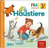 Frag doch mal ... die Maus!: Haustiere, Klose, Petra, Carlsen Verlag GmbH, EAN/ISBN-13: 9783551252463