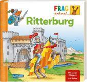 Frag doch mal ... die Maus!: Ritterburg, Carlsen Verlag GmbH, EAN/ISBN-13: 9783551252333
