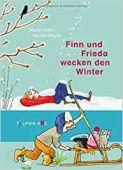 Finn und Frieda wecken den Winter, Klein, Martin, Tulipan Verlag GmbH, EAN/ISBN-13: 9783864294341