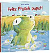 Fritz Frosch pupst!, Müller, Birte, Nord-Süd-Verlag, EAN/ISBN-13: 9783314102073