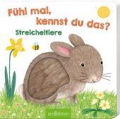 Fühl mal, kennst du das? Streicheltiere, Ars Edition, EAN/ISBN-13: 9783845828374