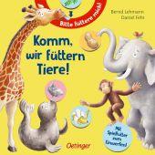 Komm, wir füttern Tiere!, Fehr, Daniel, Verlag Friedrich Oetinger GmbH, EAN/ISBN-13: 9783789110580