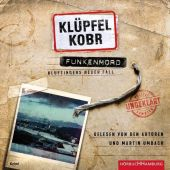 Funkenmord, Klüpfel, Volker/Kobr, Michael, Hörbuch Hamburg, EAN/ISBN-13: 9783957132086