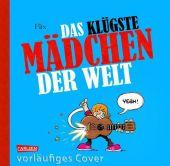 Glückskind 2: Das klügste Mädchen der Welt, Flix, Carlsen Verlag GmbH, EAN/ISBN-13: 9783551783875