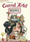 Grand Hotel Bellvue, Jonas, Hendrik, Tulipan Verlag GmbH, EAN/ISBN-13: 9783864294785