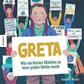 Greta - wie ein kleines Mädchen zu einer großen Heldin wurde, Winter, Jeanette, Knesebeck Verlag, EAN/ISBN-13: 9783957284136