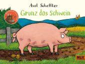 Grunz das Schwein, Scheffler, Axel, Beltz, Julius Verlag, EAN/ISBN-13: 9783407754189
