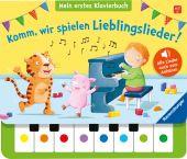 Komm, wir spielen Lieblingslieder! Mein erstes Klavierbuch, Ravensburger Verlag GmbH, EAN/ISBN-13: 9783473438884