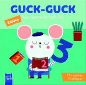 Guck-Guck Zahlen, YoYo Books Jo Dupré BVBA, EAN/ISBN-13: 9789463789523