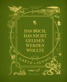 Das Buch, das nicht gelesen werden wollte, Sundin, David, mvg Verlag, EAN/ISBN-13: 9783747403464
