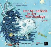 Der Mondfisch in der Waschanlage, Schomburg, Andrea, Tulipan Verlag GmbH, EAN/ISBN-13: 9783864294556