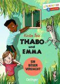 Thabo und Emma, Boie, Kirsten, Verlag Friedrich Oetinger GmbH, EAN/ISBN-13: 9783789110689