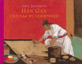 Han Gan und das Wunderpferd, Jianghong, Chen, Moritz Verlag, EAN/ISBN-13: 9783895651557