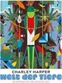 Welt der Tiere - Charley Harper Kalender 2021, Harper, Charley, Ackermann Kunstverlag, EAN/ISBN-13: 9783838421674