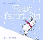 Hase fährt Ski, Rueda, Claudia, Gerstenberg Verlag GmbH & Co.KG, EAN/ISBN-13: 9783836959841