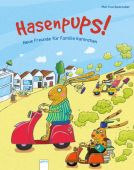 Hasenpups!, Badstuber, Martina, Arena Verlag, EAN/ISBN-13: 9783401703244