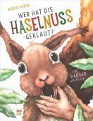 Wer hat die Haselnuss geklaut?, Pfister, Marcus, Nord-Süd-Verlag, EAN/ISBN-13: 9783314104855