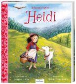 Heidi, Willis, Jeanne/Spyri, Johanna, Esslinger Verlag, EAN/ISBN-13: 9783480236374