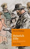 Heinrich Zille, Bröhan, Nicole, Jaron Verlag GmbH i.G., EAN/ISBN-13: 9783897737341