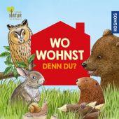 Wo wohnst denn du?, Apfelbacher, Lisa/Schwarz, Regina, Franckh-Kosmos Verlags GmbH & Co. KG, EAN/ISBN-13: 9783440168653