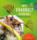 Was krabbelt denn da? Das Forscherbuch, Oftring, Bärbel, Franckh-Kosmos Verlags GmbH & Co. KG, EAN/ISBN-13: 9783440168066