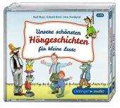 Unsere schönsten Hörgeschichten für kleine Leute, Oetinger audio, EAN/ISBN-13: 9783837309201