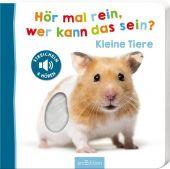 Hör mal rein, wer kann das sein? - Kleine Tiere, Ars Edition, EAN/ISBN-13: 9783845835013