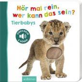 Hör mal rein, wer kann das sein? - Tierbabys, Ars Edition, EAN/ISBN-13: 9783845833910