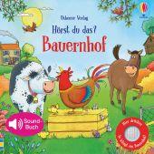 Hörst du das? Bauernhof, Taplin, Sam, Usborne Verlag, EAN/ISBN-13: 9781789413939