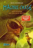 Geschichten aus den neun Welten, Riordan, Rick, Carlsen Verlag GmbH, EAN/ISBN-13: 9783551553942