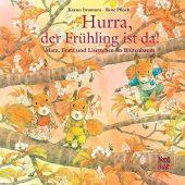Hurra, der Frühling ist da!, Iwamura, Kazuo, Nord-Süd-Verlag, EAN/ISBN-13: 9783314105265
