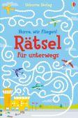 Hurra, wir fliegen! Rätsel für unterwegs, Smith, Sam, Usborne Verlag, EAN/ISBN-13: 9781782327431