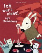 Ich war's nicht!, sagt Robinhund, Faria, Alice Lima de, Mixtvision Mediengesellschaft mbH., EAN/ISBN-13: 9783958541054