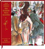Des Kaisers neue Kleider, Andersen, Hans Christian, Coppenrath Verlag GmbH & Co. KG, EAN/ISBN-13: 9783649634508